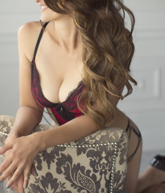 Toronto escort Annika Duo Couple-friendly Non-smoking Mature Slender Curvy Tall Breasts Natural Brunette Redhead European Tattoos None