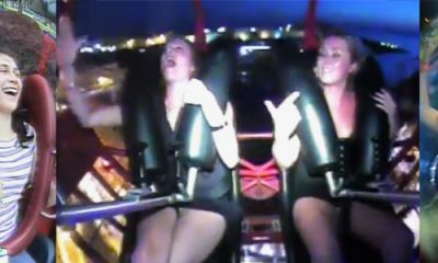 Amusement Park Ride That Makes Women Orgasm