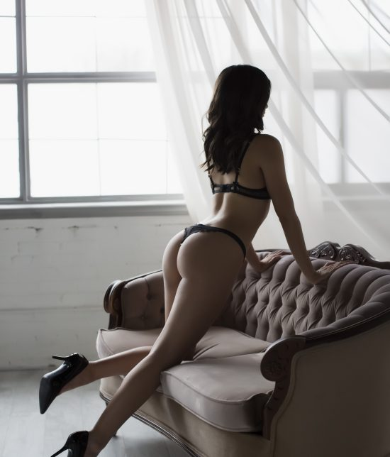 Toronto escort Hannah Interests Duo Disability-friendly Non-smoking Age Young Figure Slender Petite Breasts Natural Hair Brunette Ethnicity European Tattoos Small