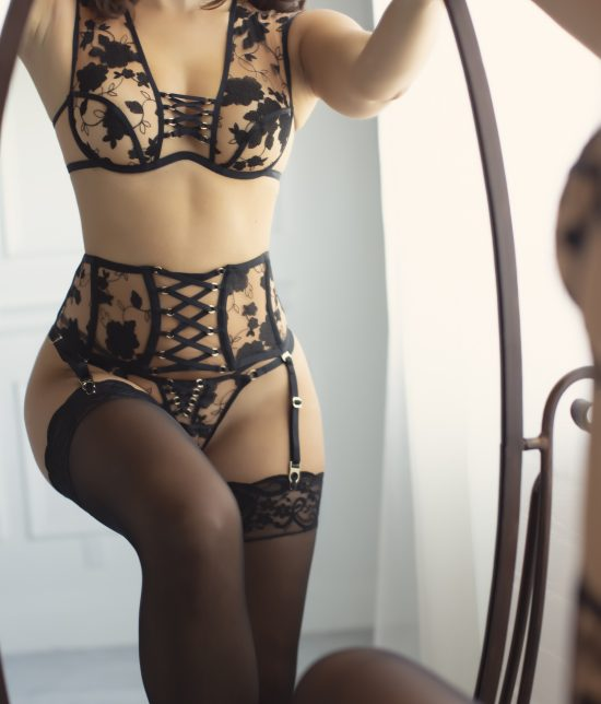 Toronto escort Rebecca Interests Duo Couple-friendly Disability-friendly Non-smoking Age Mature Figure Slender Curvy Tall Enhanced Raven-Haired Brunette European Tattoos Large Arrival New Photos New