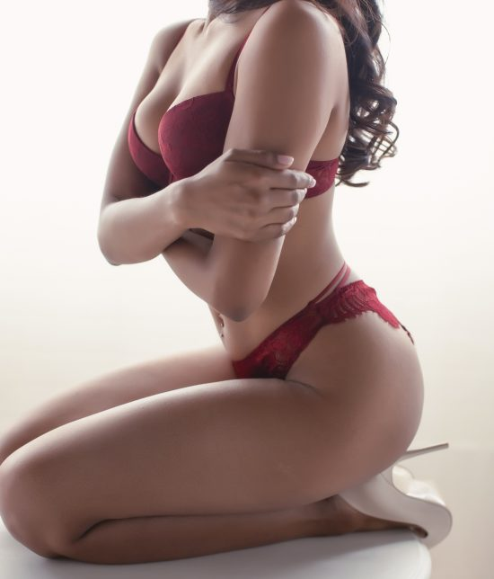 Toronto escort Eliza Interests Duo Couple-friendly Non-smoking Age Young Figure Slender Curvy Breasts Natural Hair Raven-Haired Ethnicity Black Tattoos Large